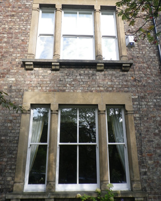 Replacement double glazed sash windows in newcastle for Window sash replacement
